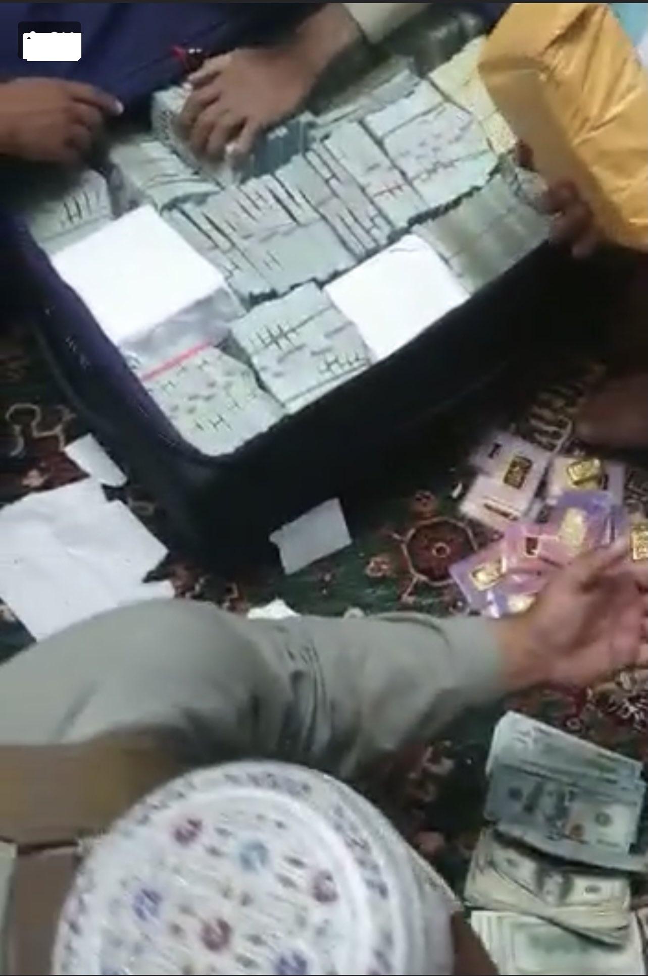 तालिबान का दावा- सालेह के घर से 60 लाख डॉलर और 15 किलो सोना जब्त