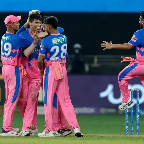 IPL 2021 RR vs PBKS : कार्तिक द्वारा फेंका गया ओवर मेरे क्रिकेट करियर में अब तक का नंबर एक स्पैल है : रियान पराग