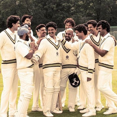 बॉलीवुड – जानें कब रिलीज होगी रणवीर सिंह की फिल्म '83' !