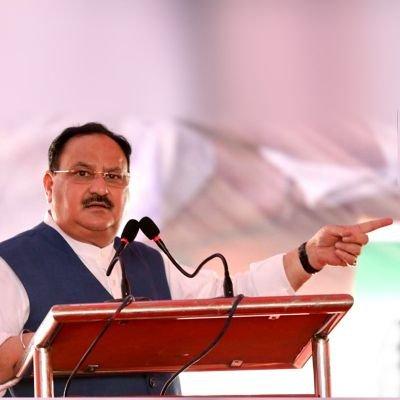 उत्तराखंड : देश प्रधानमंत्री मोदी और भाजपा सरकार में ही सुरक्षित रह सकता है : जेपी नड्डा