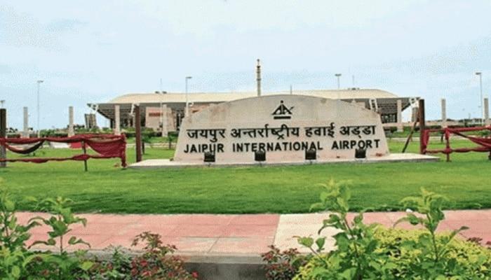 दिल्ली में तेज बारिश के कारण 1 घंटे में 8 फ्लाइट्स जयपुर डायवर्ट
