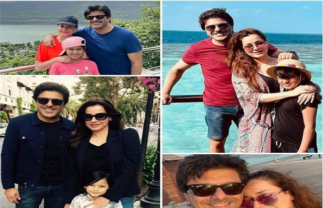 53 साल के हुए अभिनेता समीर सोनी, अभिनेत्री पत्नी नीलम ने खास अंदाज में दी बधाई