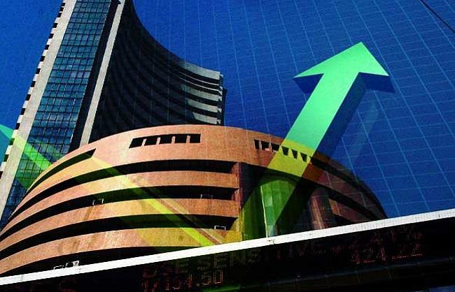 बढ़त के साथ खुला शेयर बाजार, सेंसेक्स 307 अंक उछला