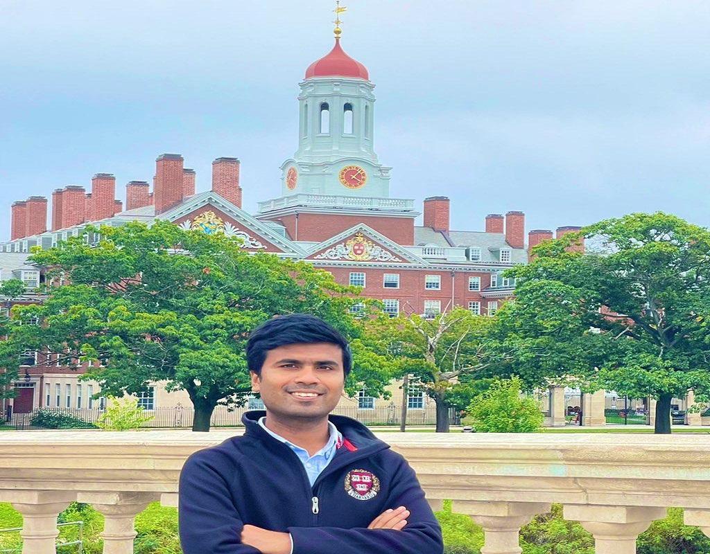 बिहार के शरद सागर ने जीता हार्वर्ड में छात्र संघ के अध्यक्ष का चुनाव