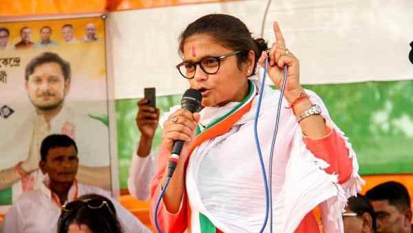 कांग्रेस छोड़ने वाली सुष्मिता देव को TMC ने बनाया राज्यसभा का उम्मीदवार