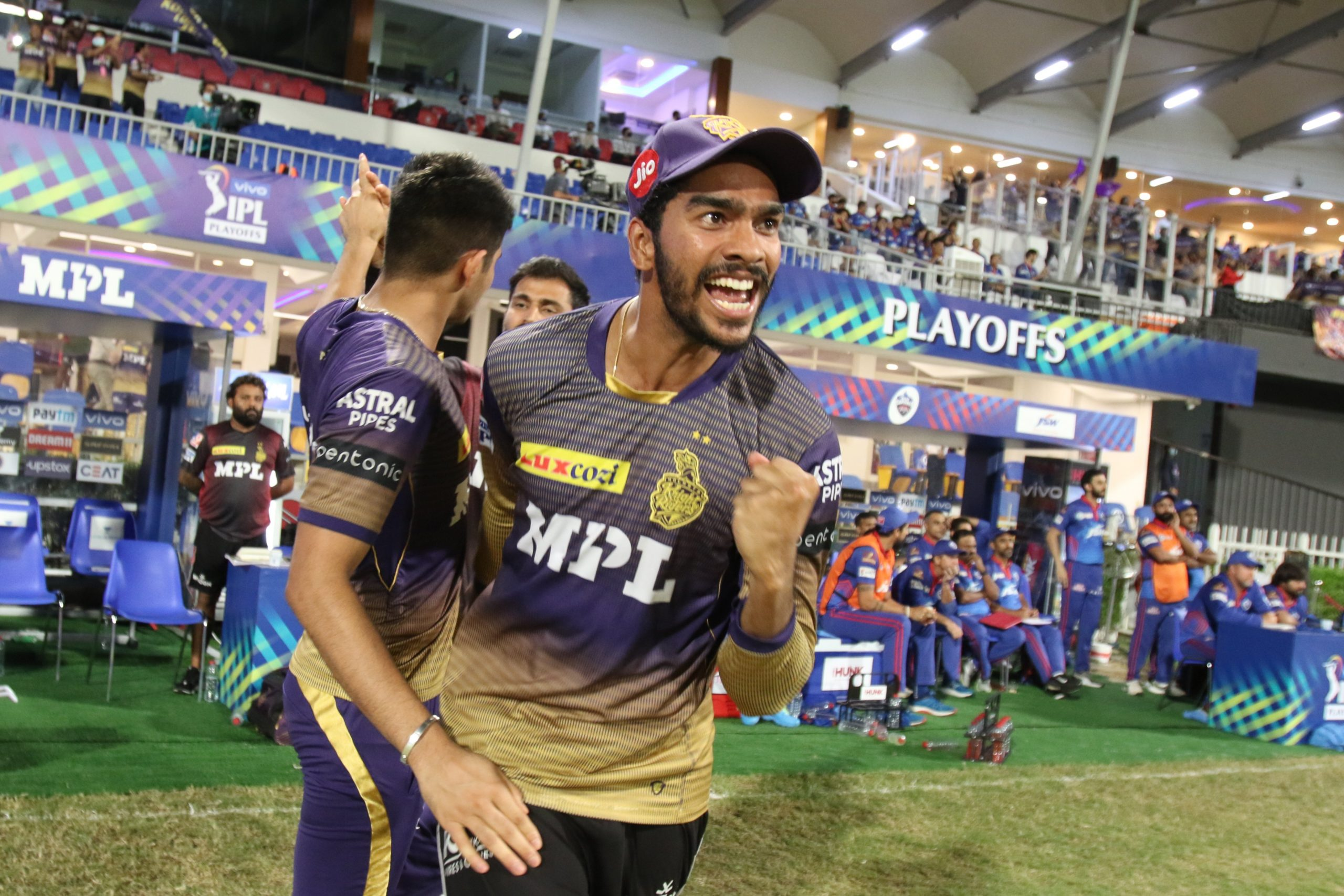 IPL 2021 DC vs KKR:कोलकाता की दिल्ली पर ऐतिहासिक जीत, तीसरी बार फाइनल में पहुंचे