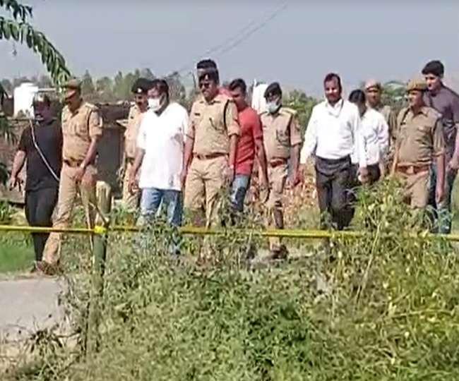 लखीमपुर खीरी हिंसा मामला: SIT ने घटना का किया सीन रिक्रिएशन, मौके पर मौजूद रहे आरोपी