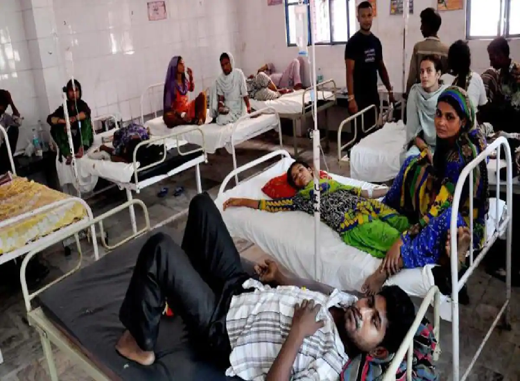 कोरोना के बाद अब डेंगू से डरे कानपुर के ग्रामीण लोग, कई मरीजों की मौत