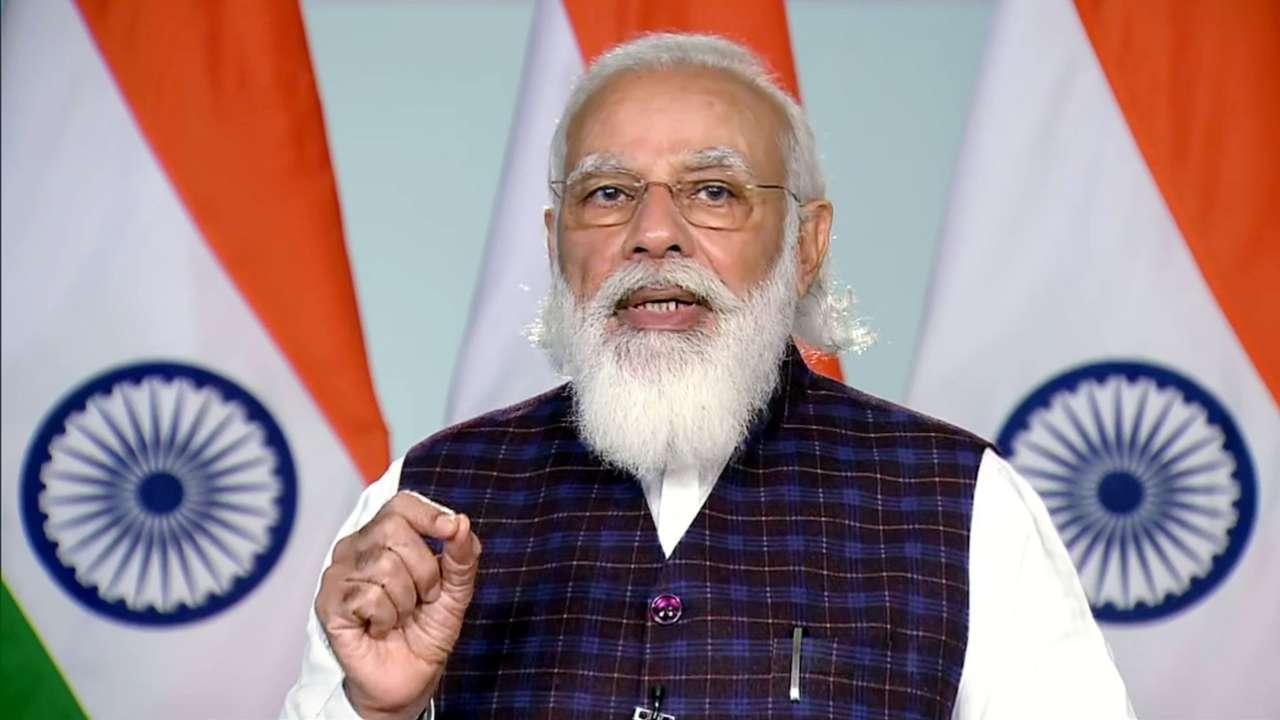 प्रधानमंत्री ने महा अष्टमी पर देश को दी 'पीएम गतिशक्ति' की सौगात